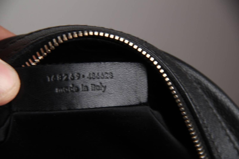 ysl burgundy leather handbag muse two