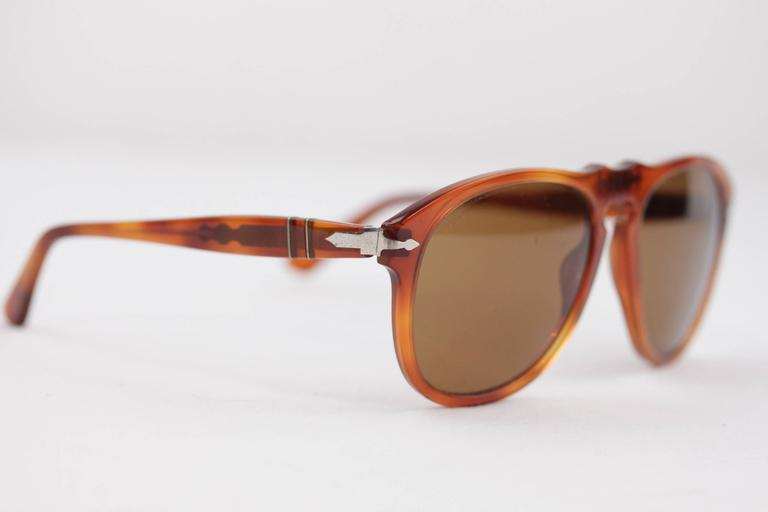 08a424a3c48bc PERSOL tortoise brown SUNGLASSES 649 96 33 56 20 145 MEFLECTO eyewear c