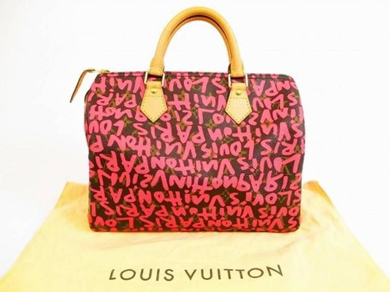 Marc Jacobs Louis Vuitton Graffiti Bags