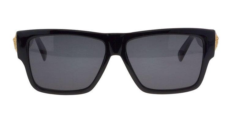 Gianni Versace Sunglasses Mod 372/DM Col 852 BK.