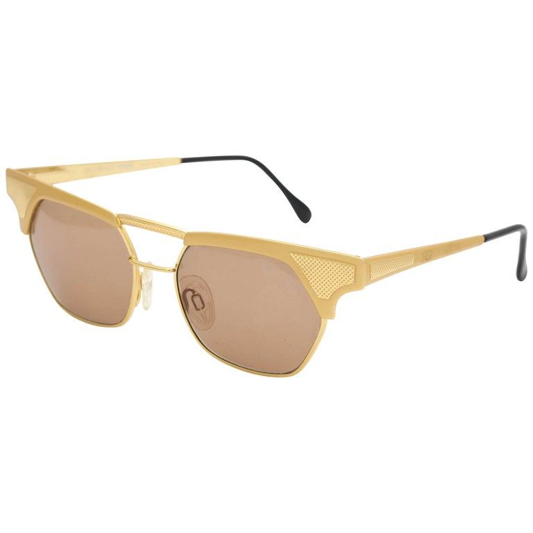 209eae7c74 Gianfranco Ferre GFF Vintage 84 S Sunglasses at 1stdibs