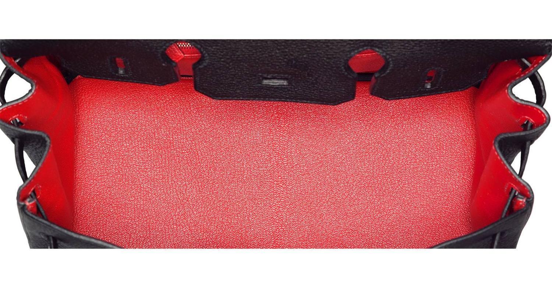 Hermes Rouge Tomate Togo Birkin 30cm Gold Hardware