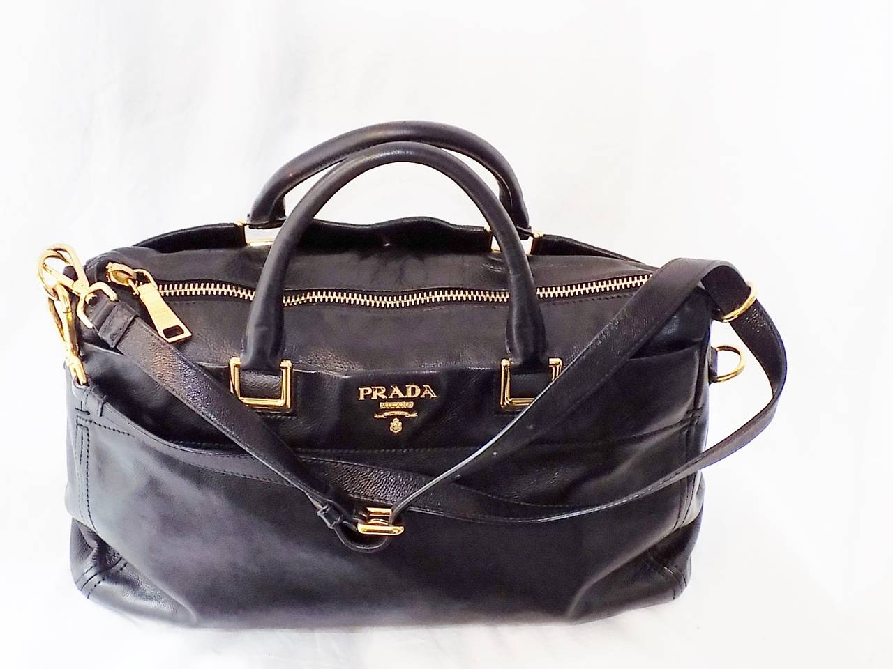Prada Bag Soft Leather
