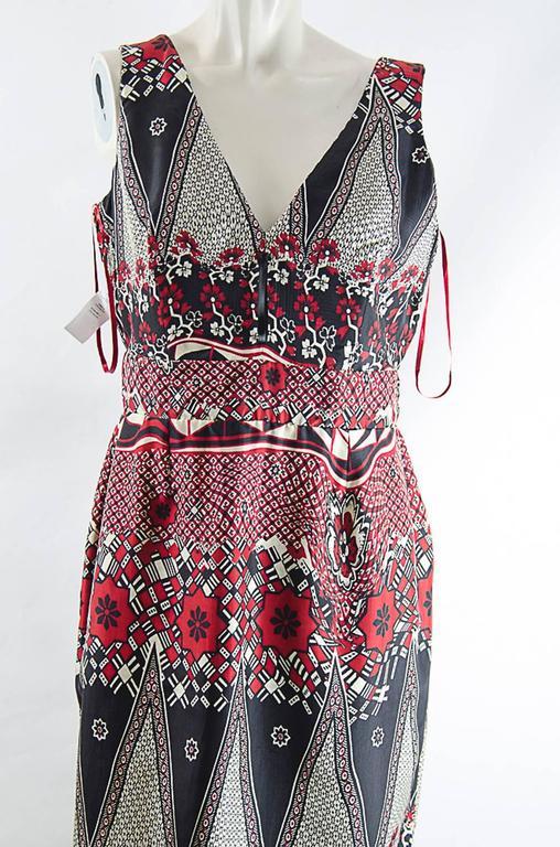 Women's Christian Lacroix  short jacket and Dress ensemble sz 42 For Sale