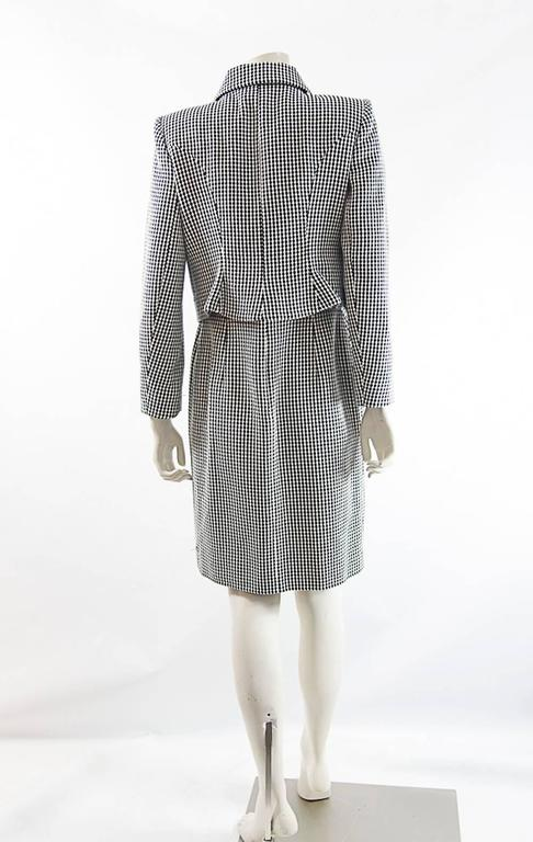 Christian Lacroix  short jacket and Dress ensemble sz 42 For Sale 4