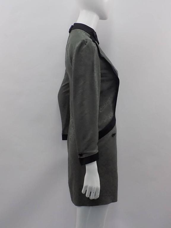 1960's Nina Ricci Boutique Spectacular  Dress In Excellent Condition For Sale In New York, NY