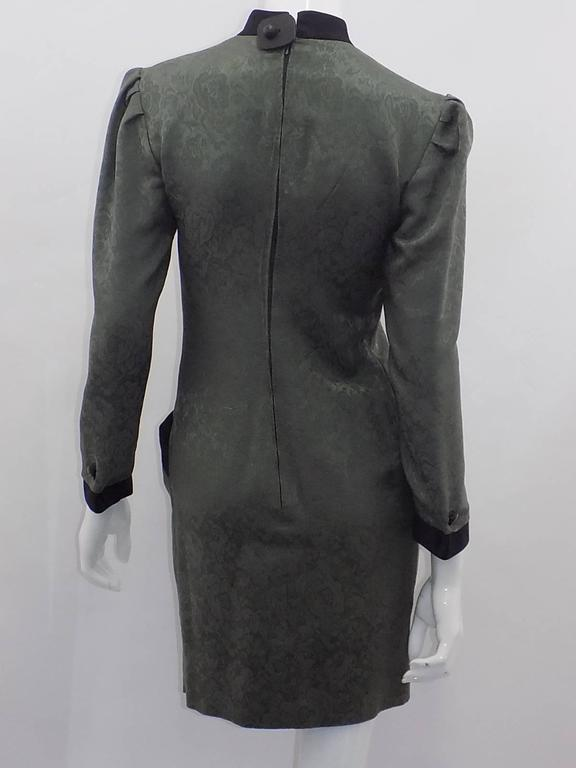 1960's Nina Ricci Boutique Spectacular  Dress For Sale 3
