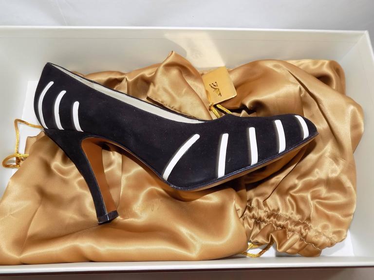 Salvatore Ferragamo Museum Limited Edition Rare shoes 6
