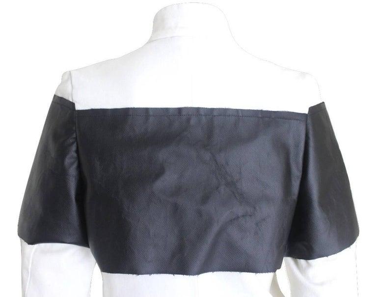 Comme des Garcons 2010 Collection Coat 9
