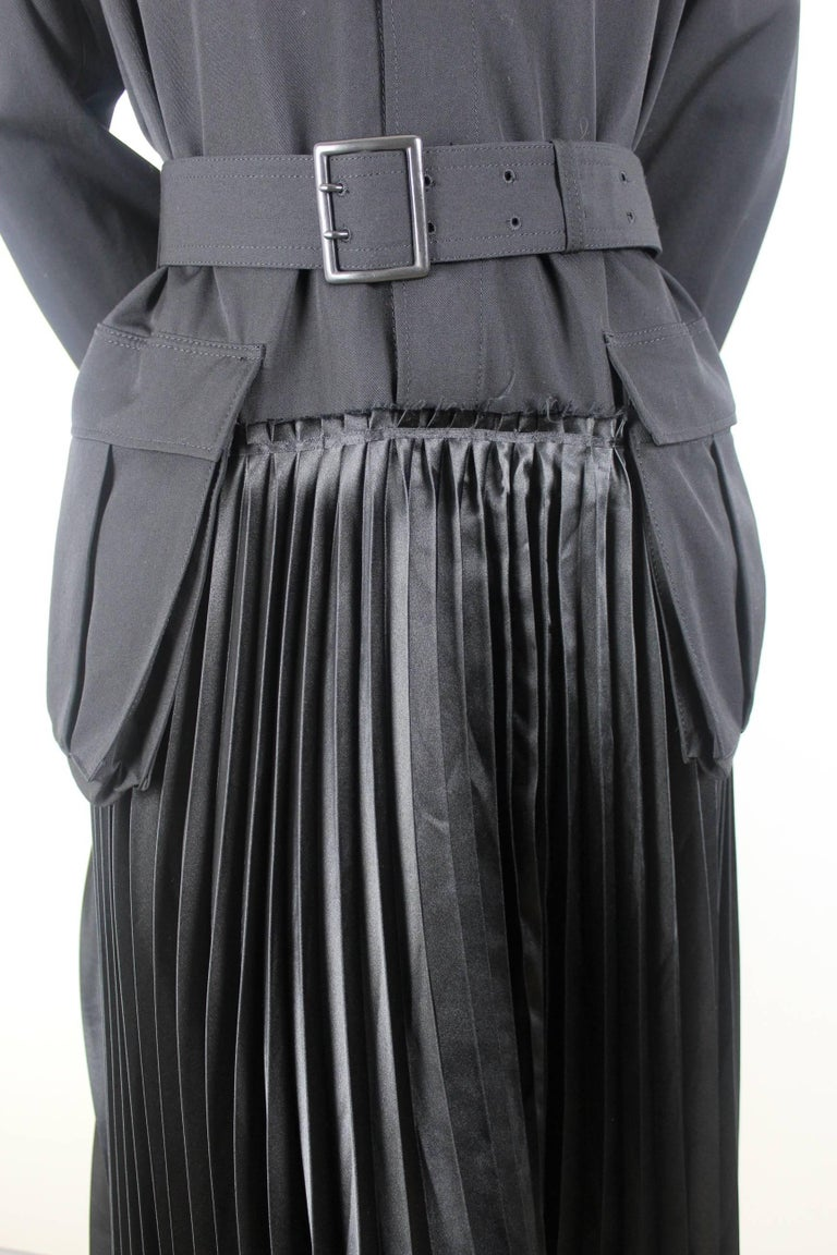 Women's Junya Watanabe 2006 Collection Military Dress For Sale