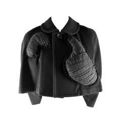 Comme des Garcons AD 2010 Padded Wool Jacket