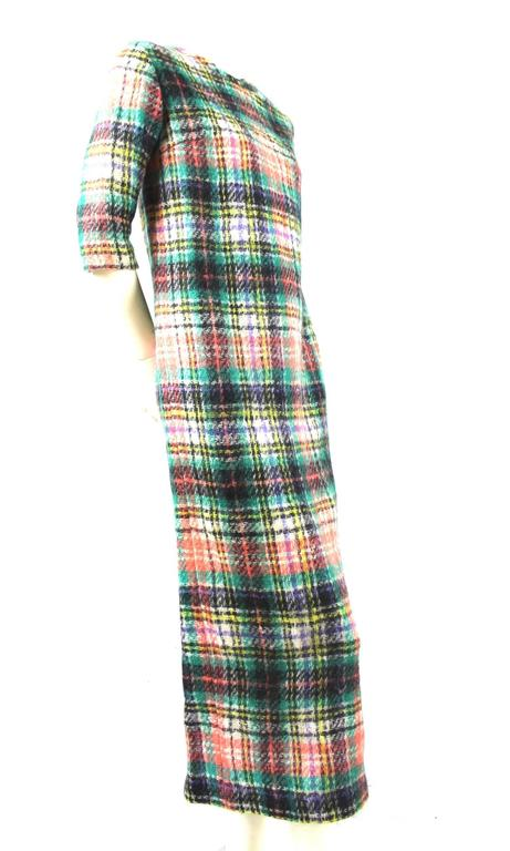 Women's Junya Watanabe AD 1999 Runway Mohair Dress For Sale