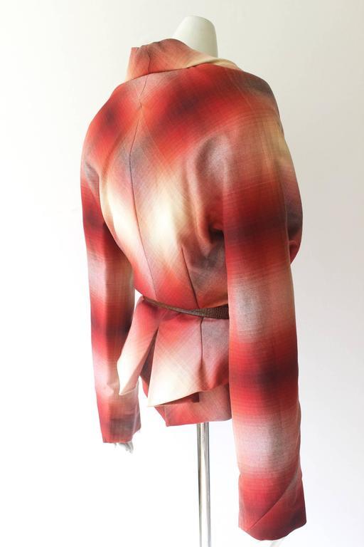 Alexander McQueen Runway Jacket 2005 3