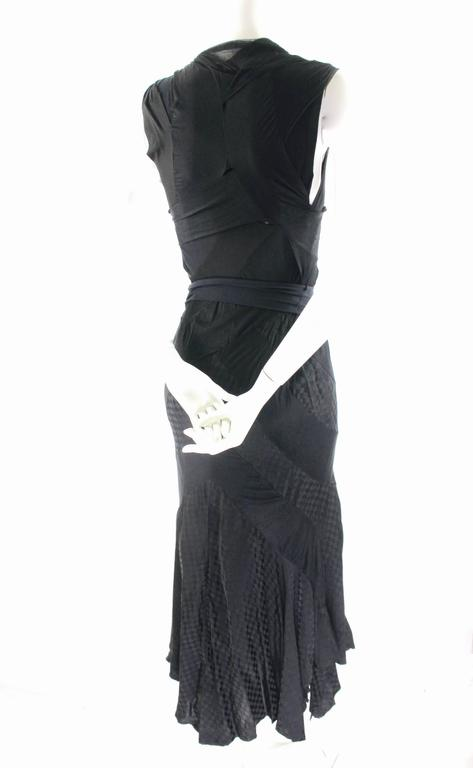 Junya Watanabe AD 2005 'Avarisious' Bandage Dress 3