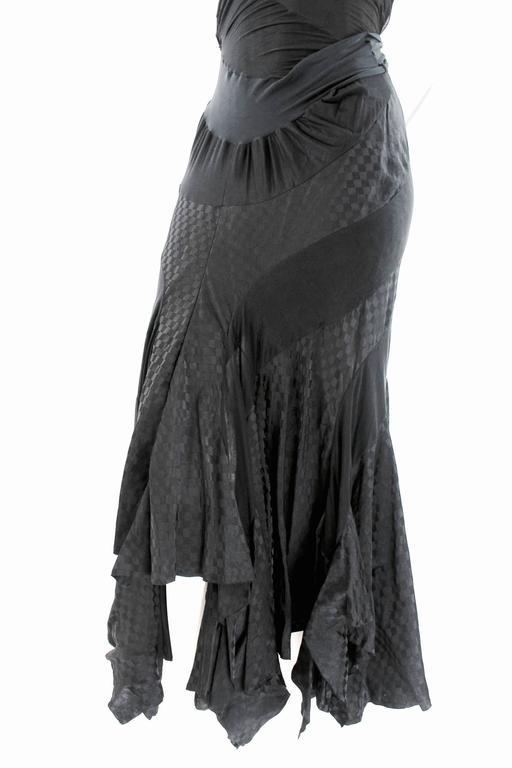Junya Watanabe AD 2005 'Avarisious' Bandage Dress 6