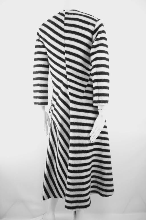 Women's Junya Watanabe 2003 Collection Wool Bow Dress For Sale