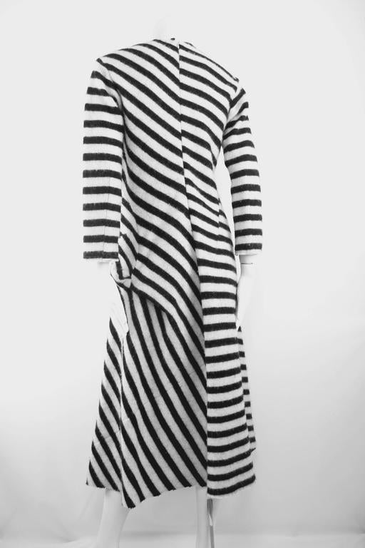 Junya Watanabe 2003 Collection Wool Bow Dress For Sale 1