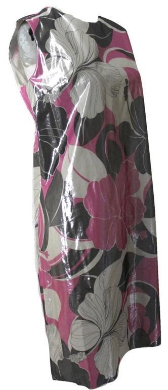 Gray Junya Watanabe 1999 Collection Waterproof Dress For Sale
