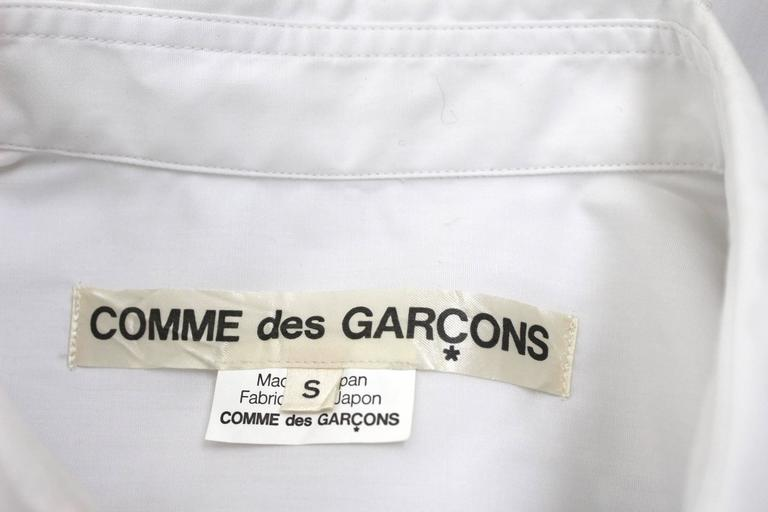 Comme des Garcons 2008 Collection Runway Bra Blouse For Sale 3