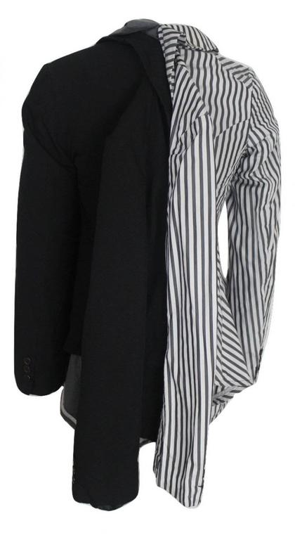 Comme des Garcons 2010 Collection Runway 3 in 1 Jacket For Sale 2