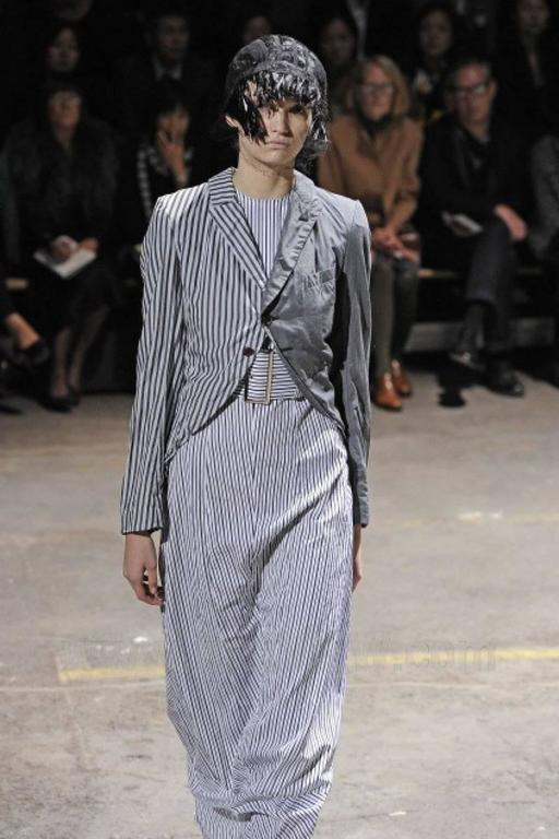 Comme des Garcons 2010 Collection Runway 3 in 1 Jacket For Sale 4