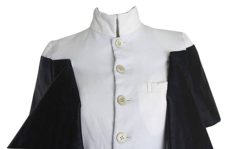 Comme des Garcons 2010 Collection Coat 8