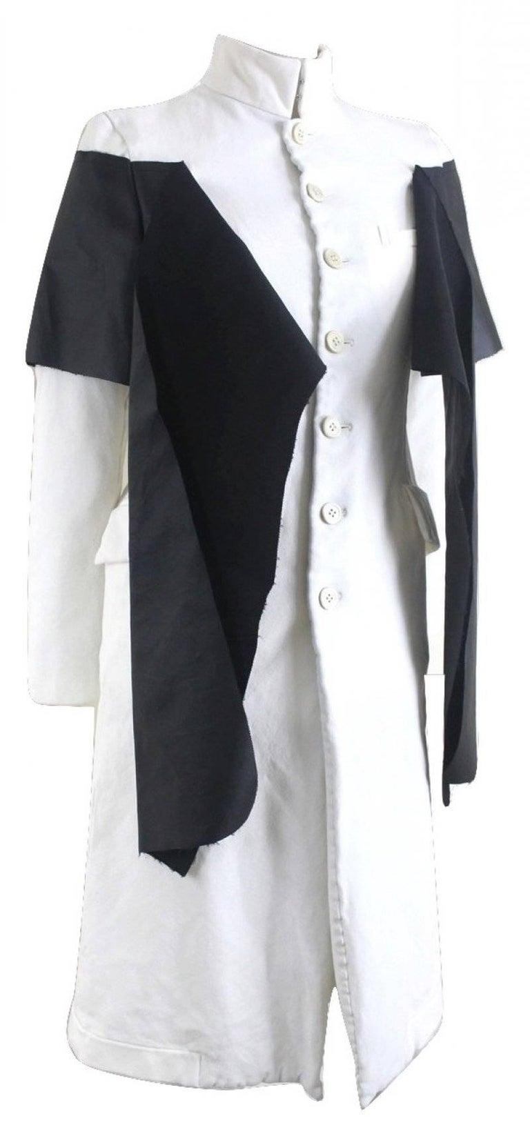 Comme des Garcons 2010 Collection Coat 2
