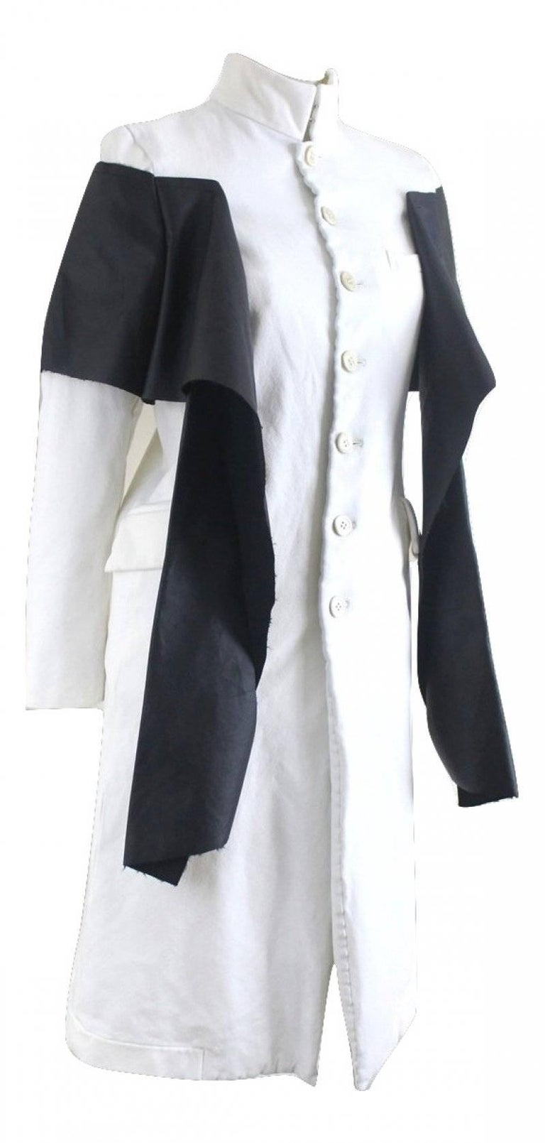Comme des Garcons 2010 Collection Coat 6