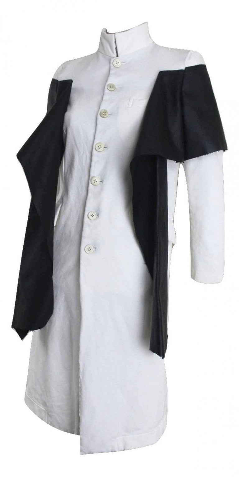Comme des Garcons 2010 Collection Coat 3
