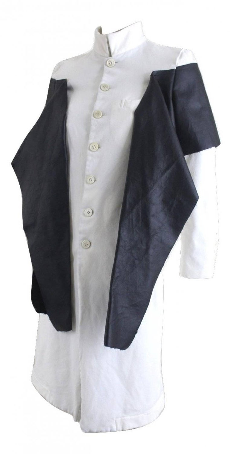 Comme des Garcons 2010 Collection Coat 7