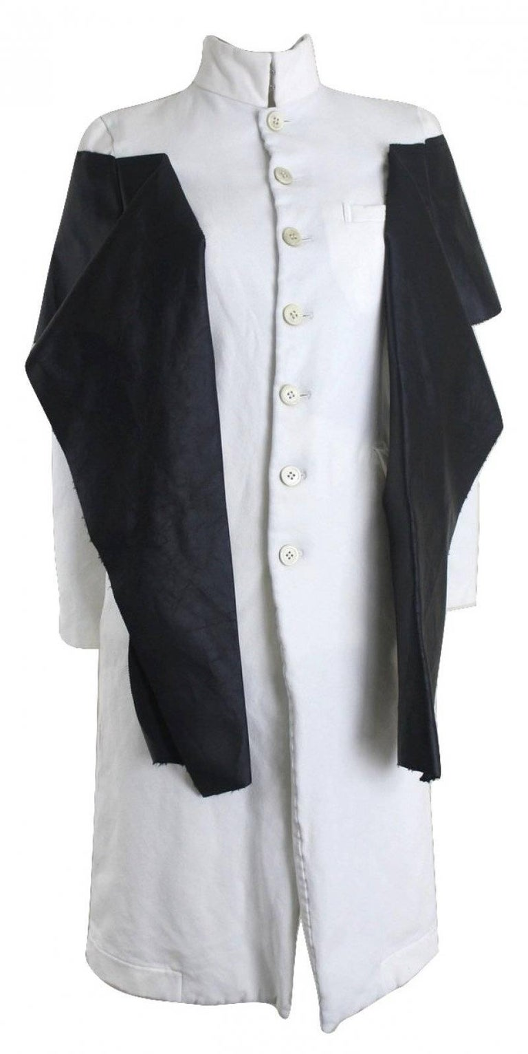 Comme des Garcons 2010 Collection Coat In Excellent Condition For Sale In Bath, GB