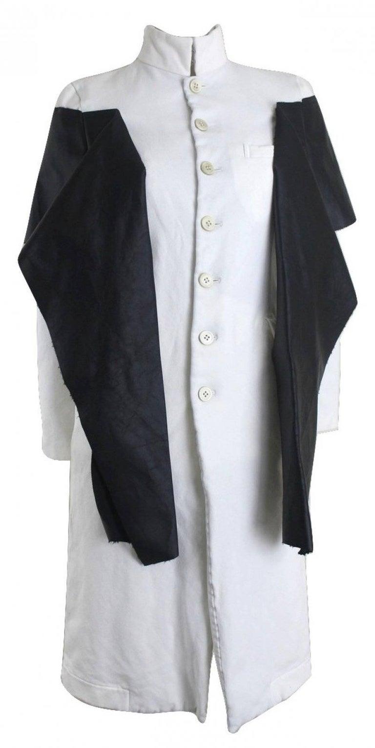 Comme des Garcons 2010 Collection Coat 4