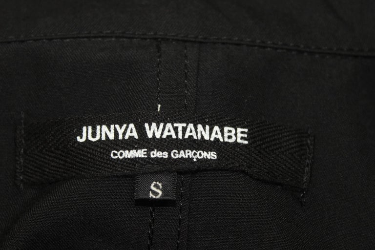 Junya Watanabe 2006 Collection Military Dress For Sale 5