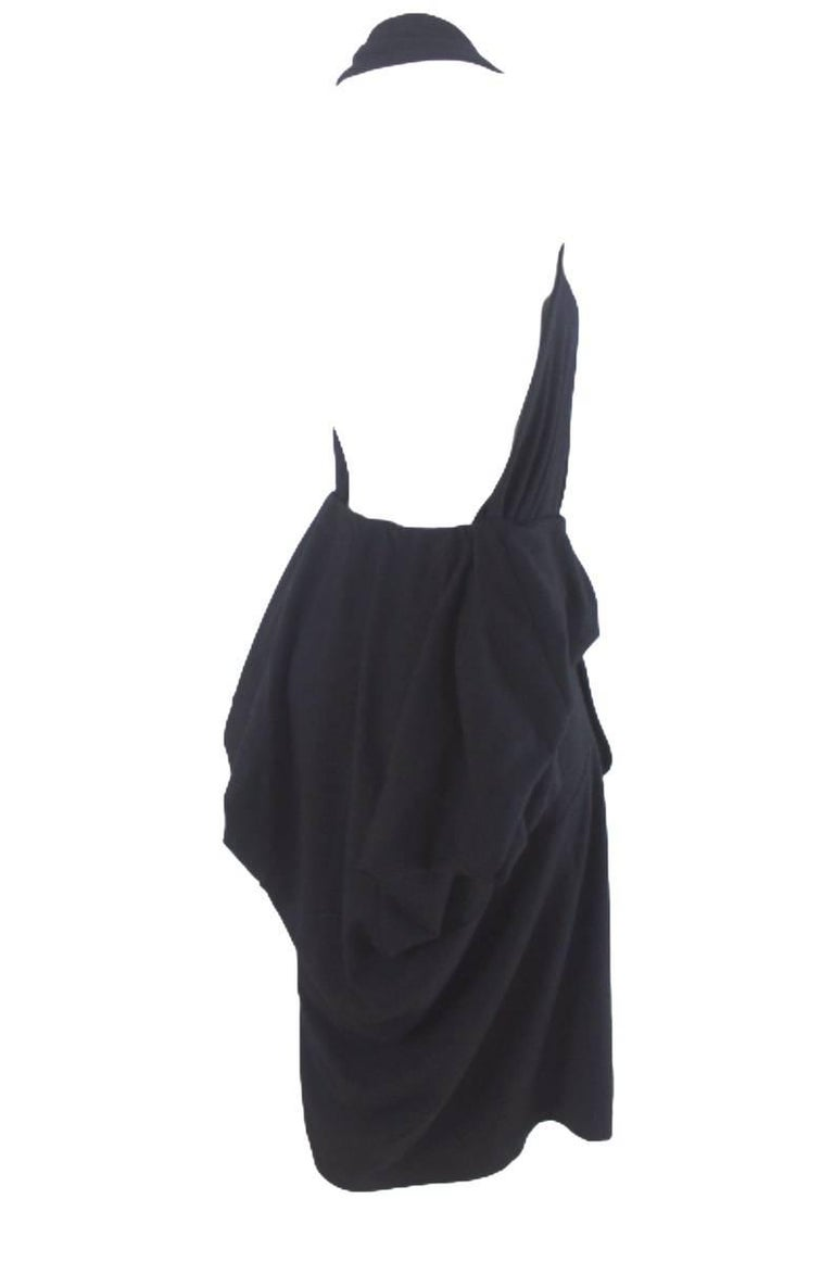 Comme des Garcons 1990 Collection Convertible Dress  In Excellent Condition For Sale In Bath, GB