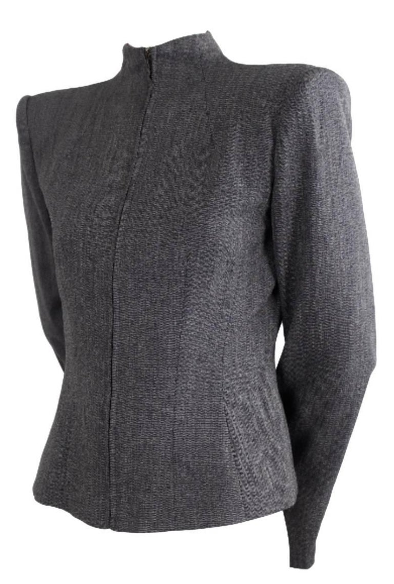 Alexander McQueen 1998 Joan Collection Jacket In Good Condition For Sale In Bath, GB