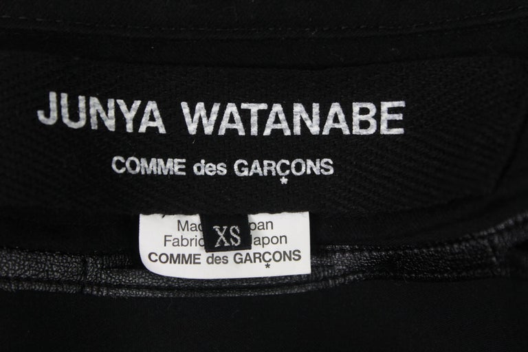 Junya Watanabe 2015 Collection Double Breasted Cape 10