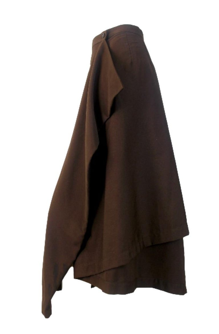 Comme Des Garcons 1996 Collection Wrap Around Skirt For