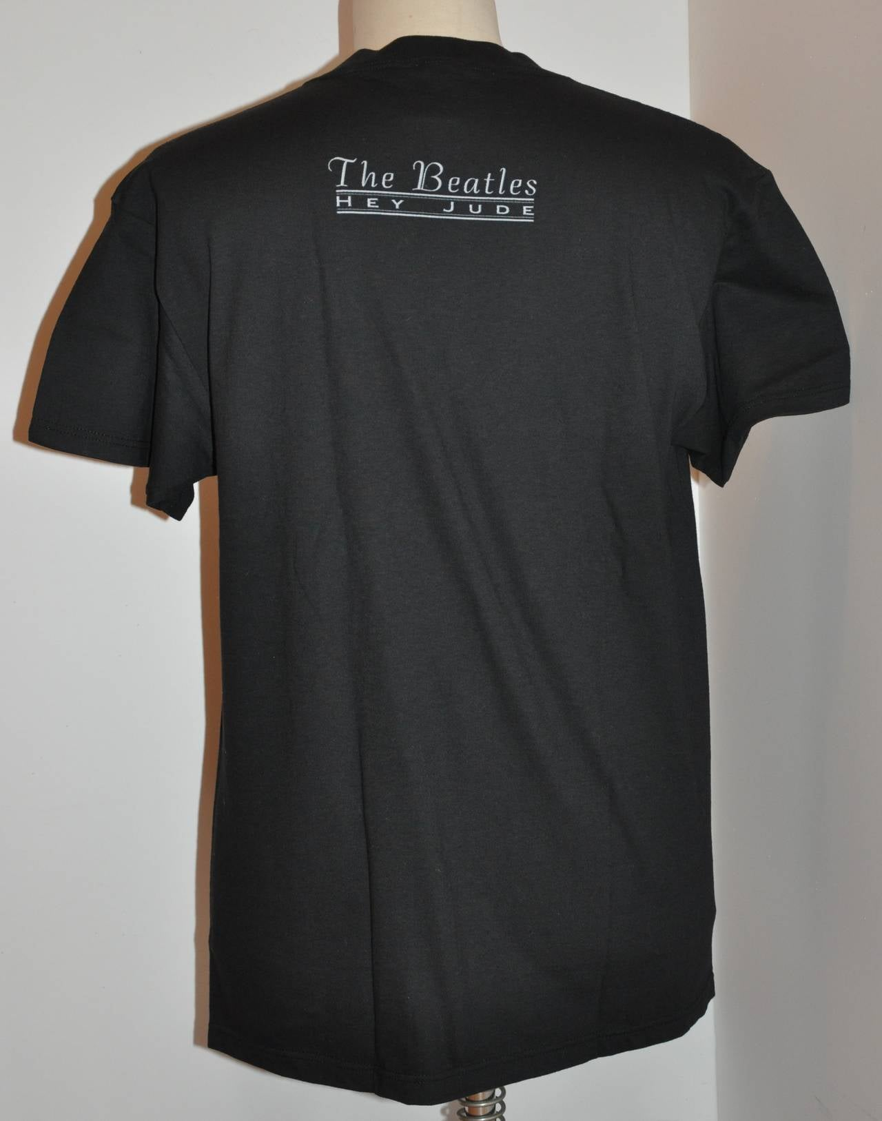"The Beatles ""Hey Jude"" 1999 Sold Out Concert T-Shirt 3"