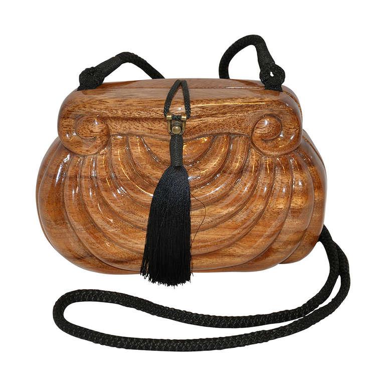 1stdibs Perrin Taupe Calf Leather Le Mini Seau Structured Bucket Bag U7mZ1cY5A