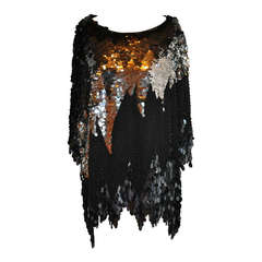 Sweet Lo Multi-Colored Sequin Top