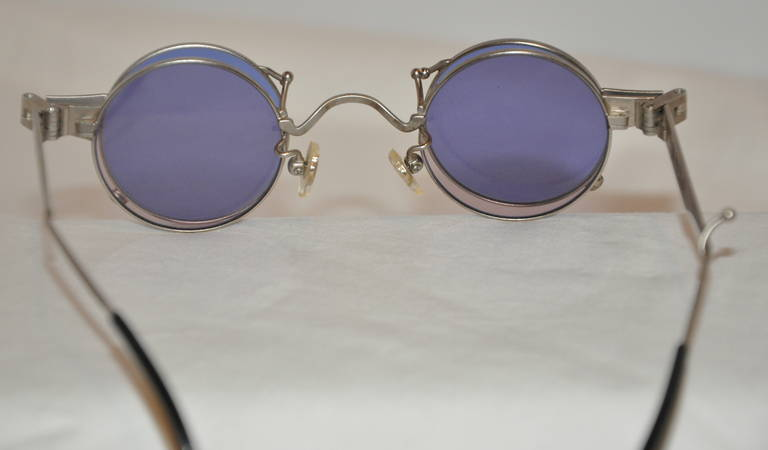 "Women's or Men's Kenzo ""Flip Out"" Double Lens Glasses For Sale"