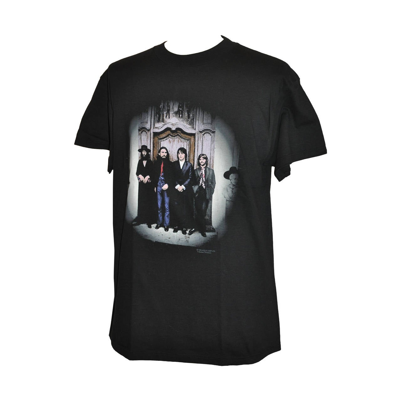 "The Beatles ""Hey Jude"" 1999 Sold Out Concert T-Shirt 1"