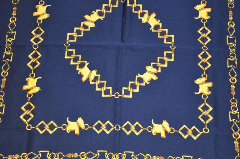 Scotties Lovers' navy & gold