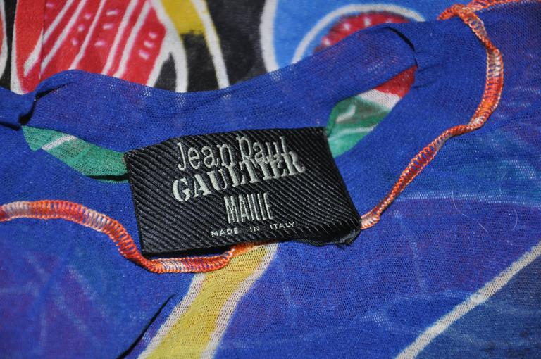 Women's or Men's Jean Paul Gaultier