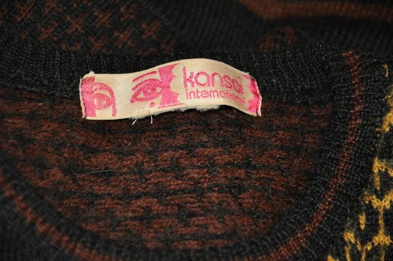 Women's or Men's Kansai Yamamoto Iconic Embroidered