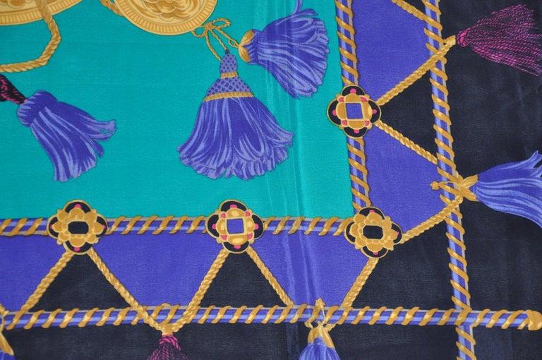 Blue Liz Claiborne Multi-Color