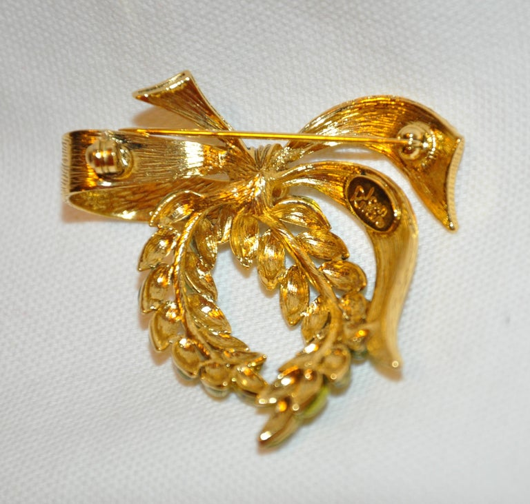 Artisan Gilded Gold Vermeil with Enamel