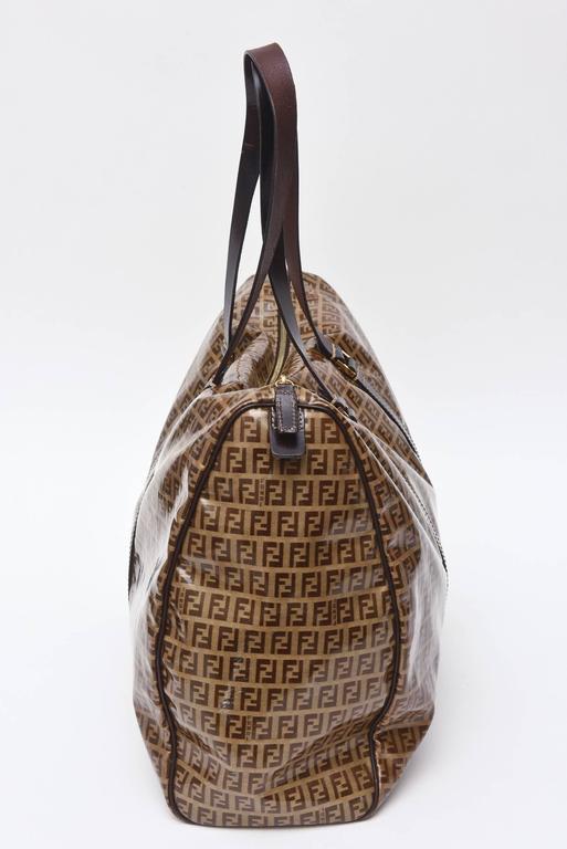 Fendi Large Overnight/ Travel Bag / SALE SALE 3