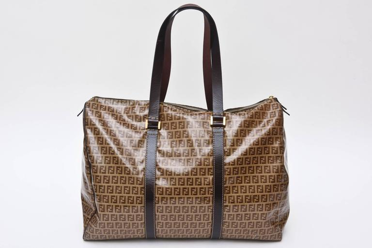 Fendi Large Overnight/ Travel Bag / SALE SALE 2