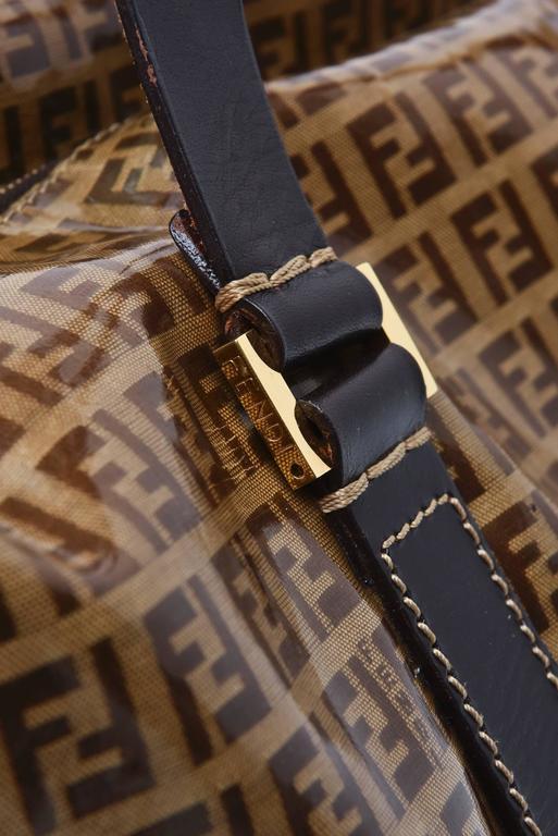 Fendi Large Overnight/ Travel Bag / SALE SALE 7
